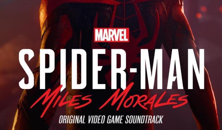 El soundtrack de Marvel's Spider-Man: Miles Morales ya está disponible