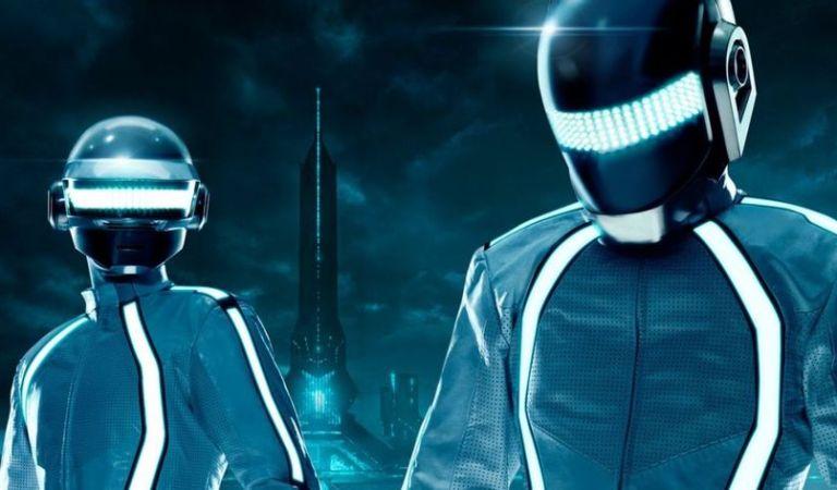 Daft Punk libera el soundtrack completo de Tron: Legacy