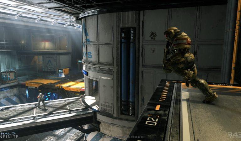 343 Industries revela nuevas imágenes de Halo Infinite