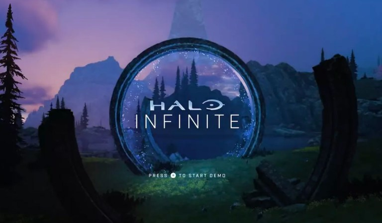 Anuncian la ventana de lanzamiento de Halo Infinite