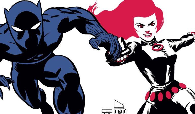 ¡De vuelta a lo clásico! Michael Cho crea portadas de colección para Marvel