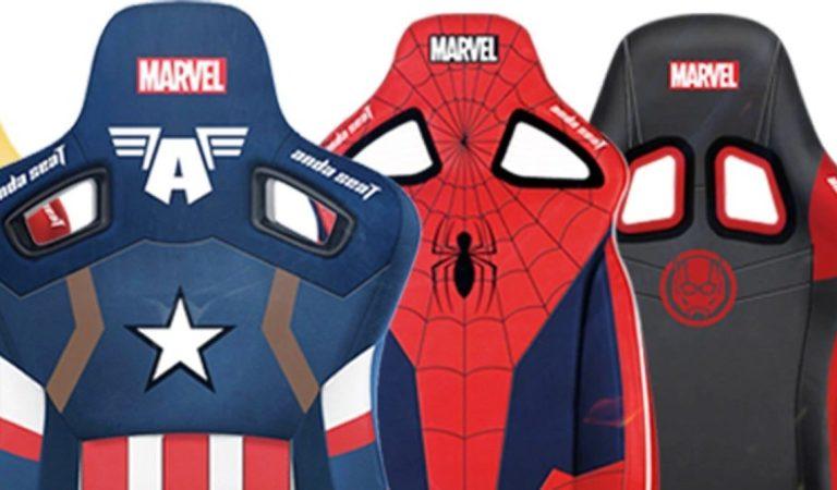 Anda Seat y Marvel presentan su colaboración