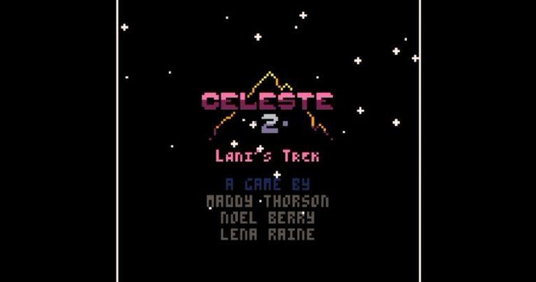 Anuncian nuevo juego secuela de Celeste gratuito