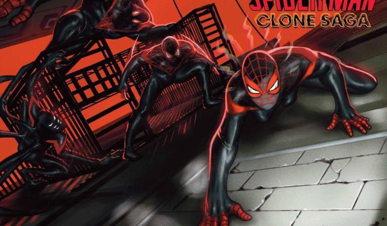 Miles Morales tendrá su propia saga del clon en los comics