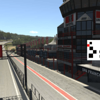 ¡Prepárate para la carrera en SPA-FRANCORCHAMPS GRAND PRIX!