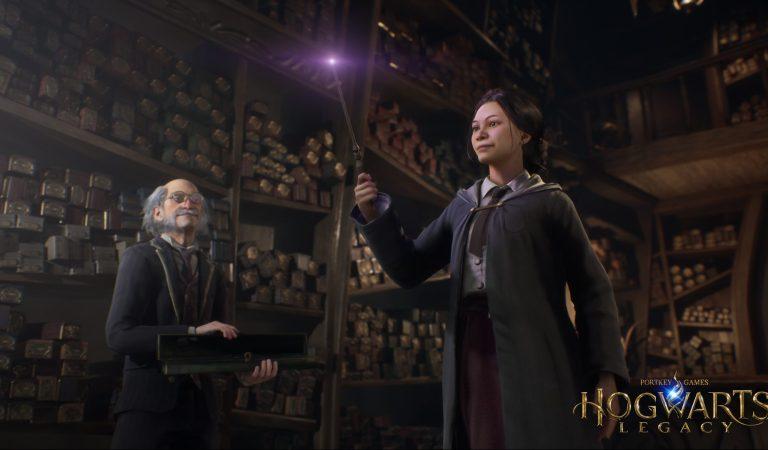 El próximo juego de Harry Potter ha sido retrasado hasta 2022
