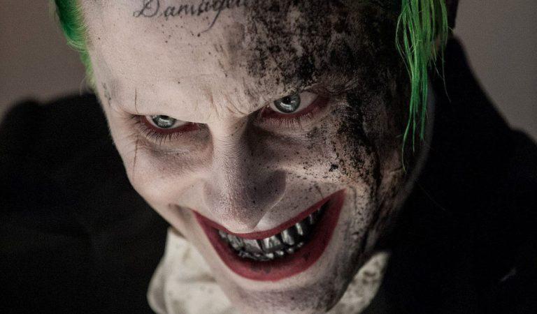 Jared Leto está dispuesto a regresar como el Joker