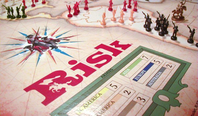 El juego de mesa 'Risk' se convertirá en una serie de televisión