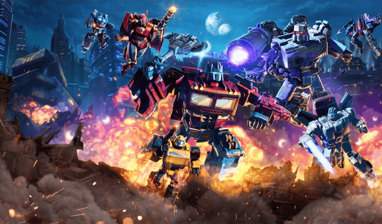 [SERIE] Transformers: War for Cybertron – Earthrise