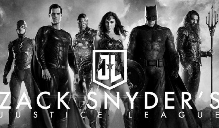 Zack Snyder confirma la duración de 'Justice League: The Snyder Cut'
