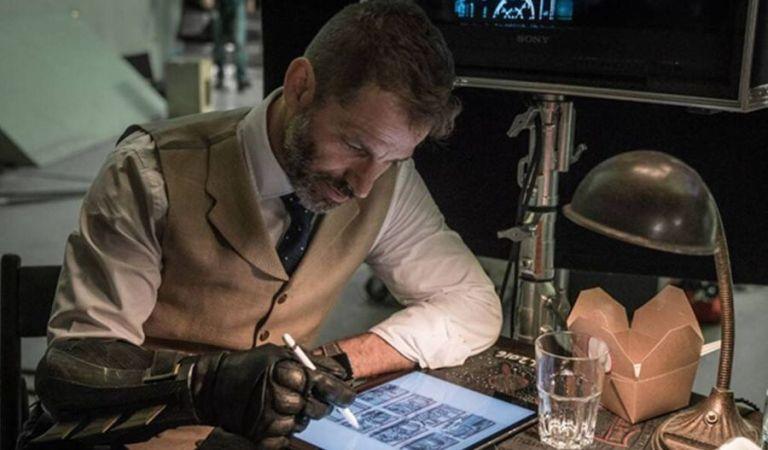 Zack Snyder revela porque abandono Justice League en 2017