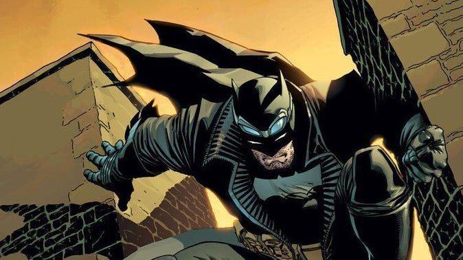 Anuncian nueva mini serie de Batman