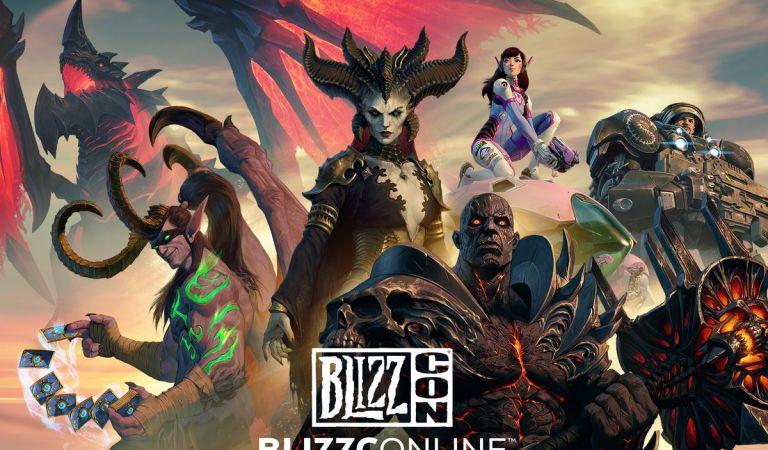 Descubre el merchandising especial de la BlizzConline