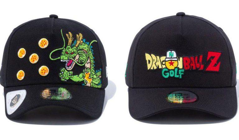 Dragon Ball Z llega al mundo del Golf en su nueva colaboración con New Era