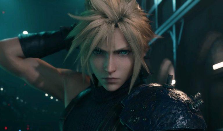 [VIDEO] Mira el trailer de Final Fantasy VII Remake en PS5