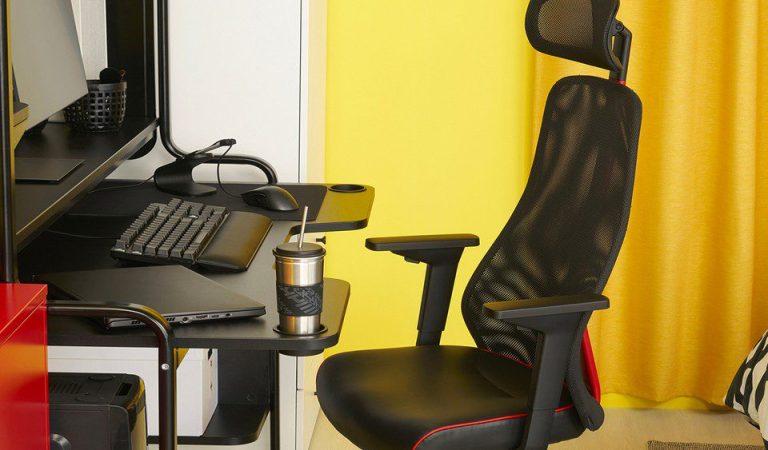 IKEA presenta su línea de muebles Gaming en colaboración con ASUS