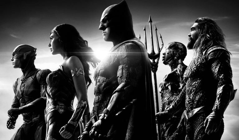 Zack Snyder's Justice League llegará en Blanco y Negro