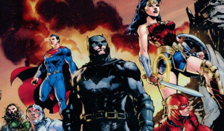 El comic de Justice League acompañará el lanzamiento del Snyder Cut