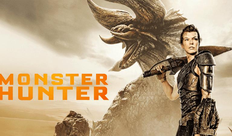 [CINE] Monster Hunter: La Cacería Comienza (2021)