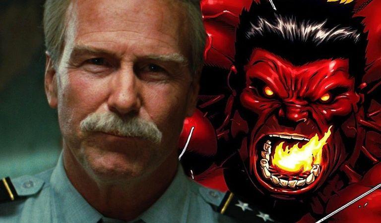 [Rumor] Red-Hulk podría estar por llegar al Universo Cinematográfico de Marvel