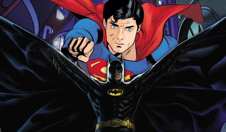 DC anuncia nuevos cómics de Batman '89 y Superman '78