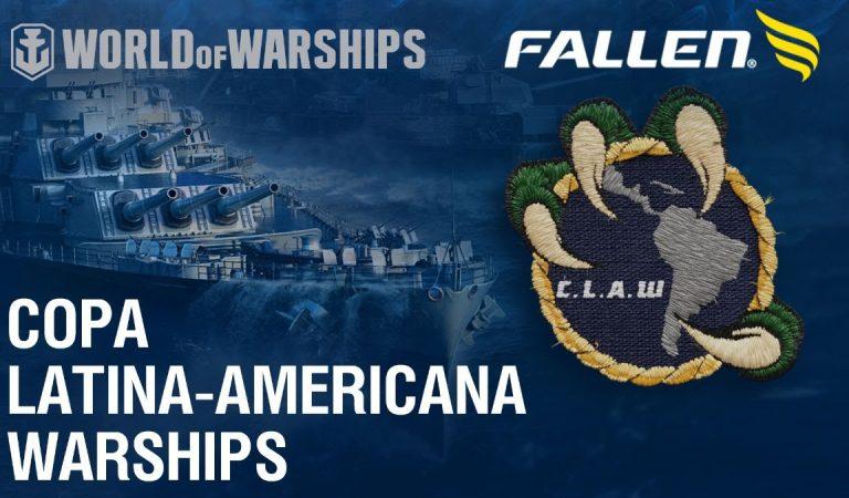 Ya puedes inscribirte a la Copa Latina-Americana Warships