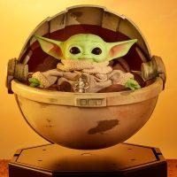 Mattel lanza la capsula de Baby Yoda