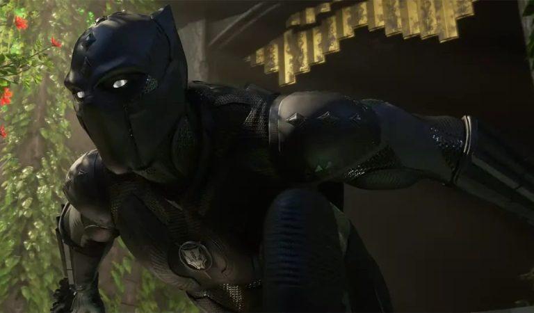 Black Panther llegará a Marvel's Avengers con su propia expansión