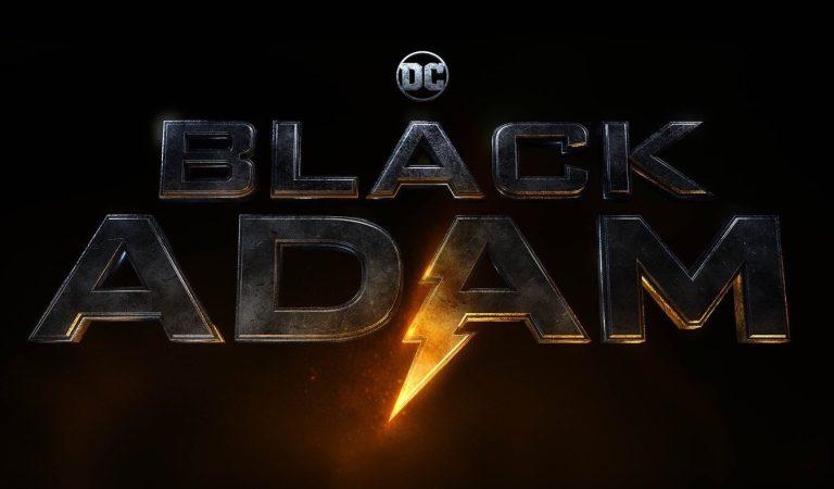 Revelan nuevo póster y fecha de lanzamiento de Black Adam