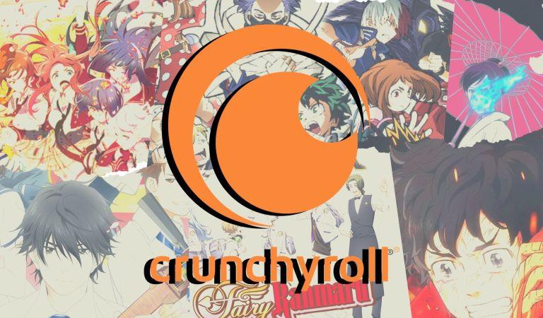 Conoce los nuevos animes que llegan en primavera a Crunchyroll