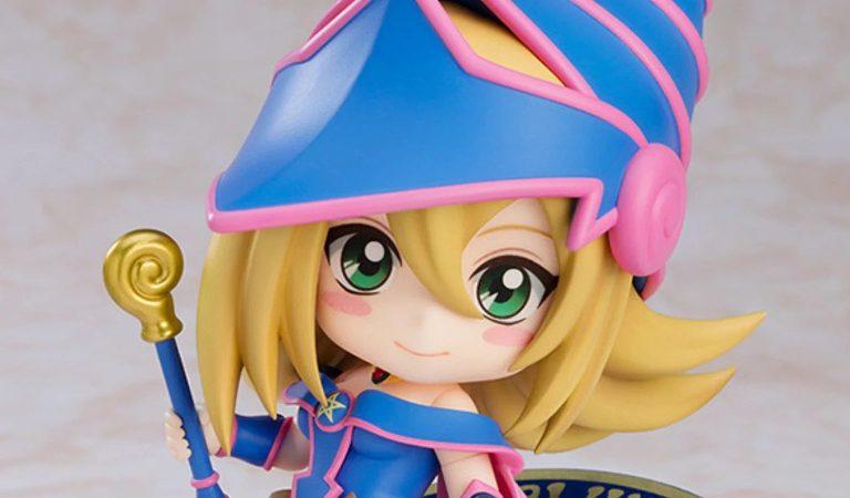 Conoce la nueva Nendoroid de Dark Magician Girl