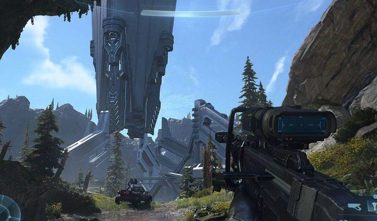 Mira las nuevas imágenes de 'Halo Infinite'