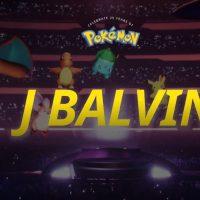 J Balvin hará una colaboración con Pokémon