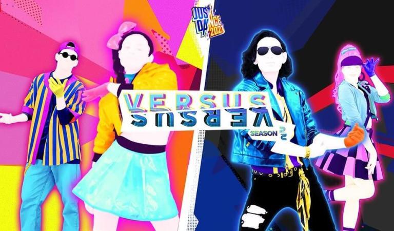 Inicia la temporada 2 de Just Dance 2021