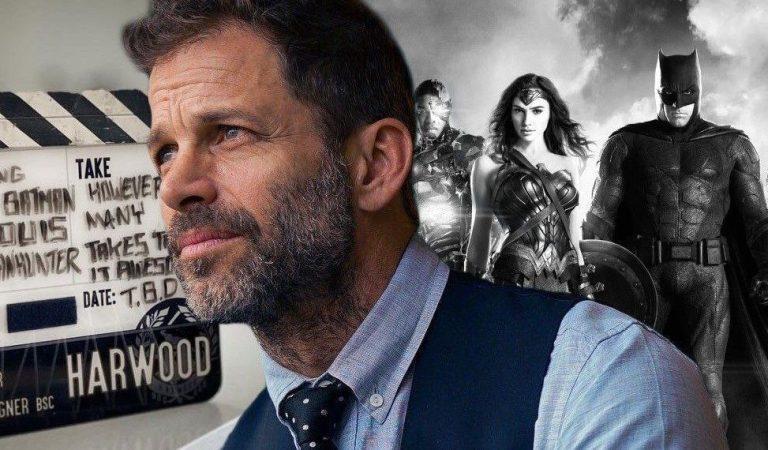 Justice League será la última película de Zack Snyder en DC