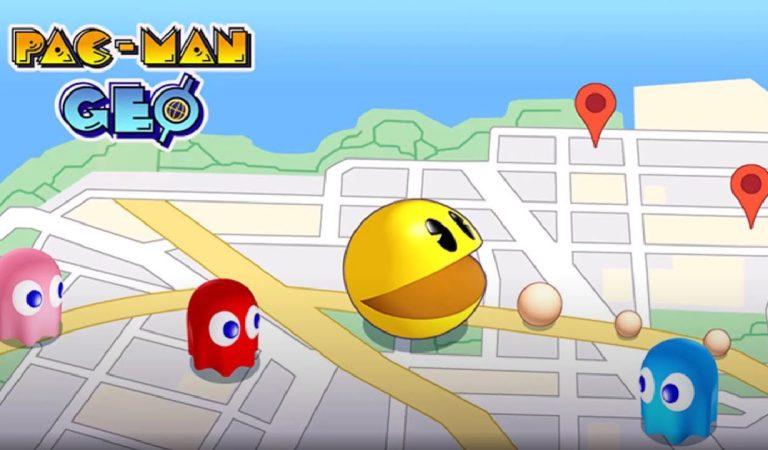 Conoce las novedades de la nueva actualización de PAC-MAN GEO