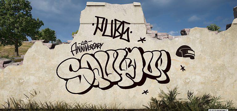 Celebra el cuarto aniversario de PUBG