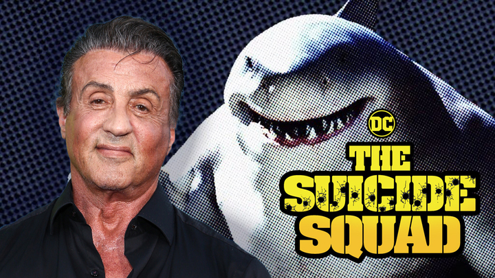 Silvester Stallone sera King Shark en 'The Suicide Squad'