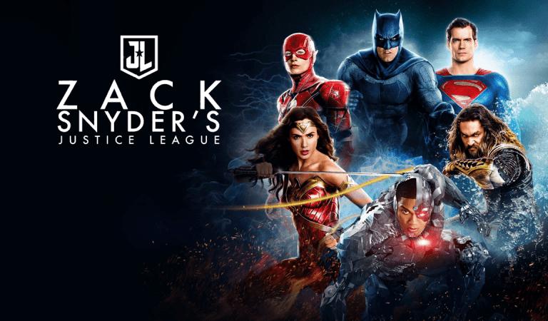[CINE] La Liga de la Justicia de Zack Snyder (2021)