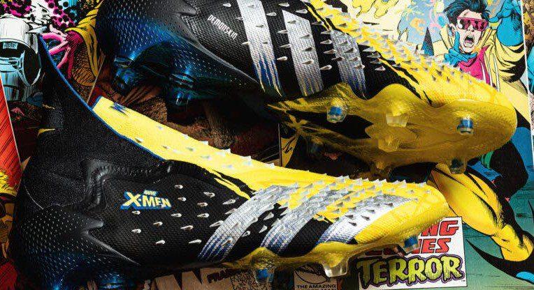Conoce la colaboración de Adidas con X-Men
