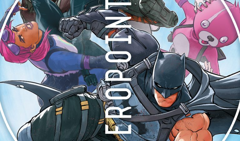 [Editorial] Conoce la historia de 'Batman/Fortnite: Zero Point'