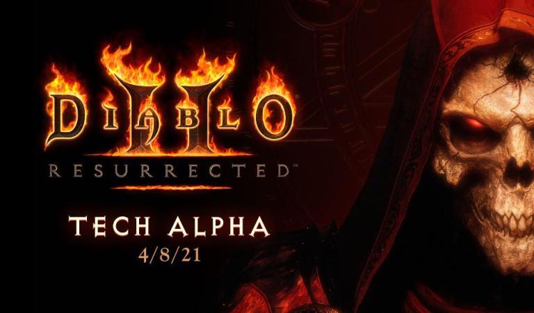 Anuncian prueba Tech Alfa Diablo II: Resurrected para PC