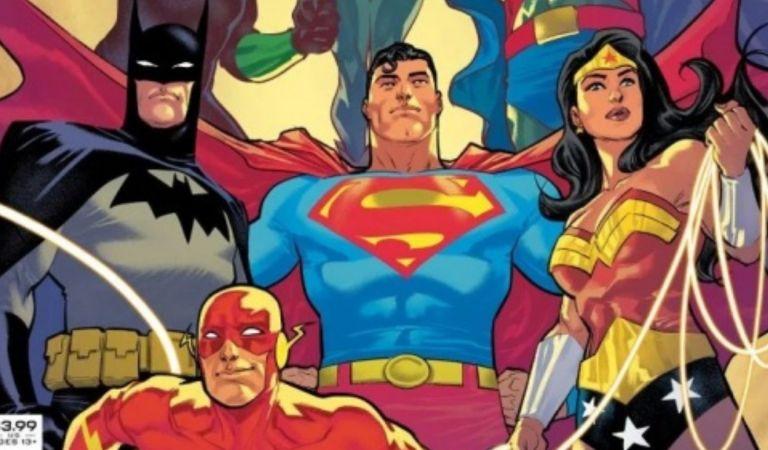 El cómic de 'Justice League Infinity' dará continuación a la serie animada de Warner Bros.