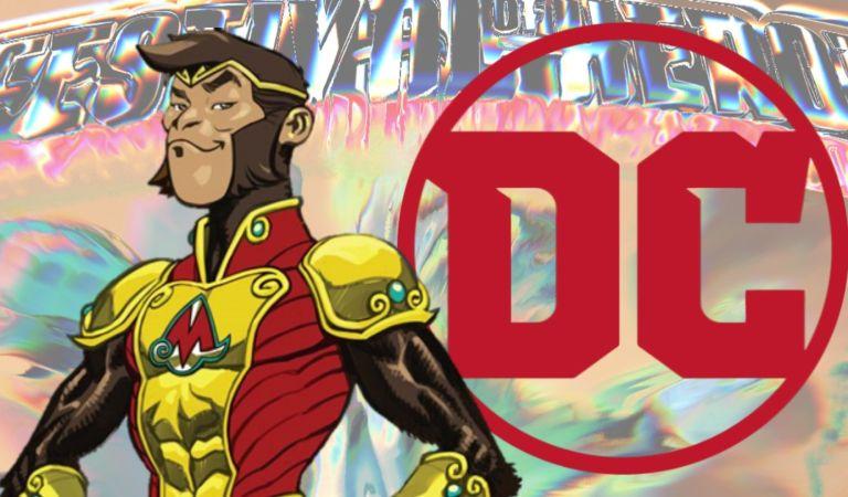 DC Cómics presenta a un nuevo héroe asiático