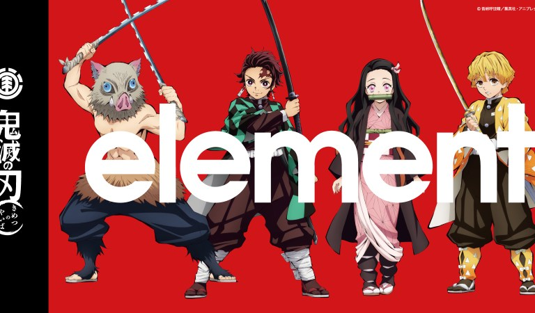 El anime de 'Demon Slayer' llega al mundo del Skateboarding