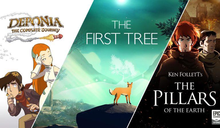Conoce los tres juegos gratuitos en Epic Games Store