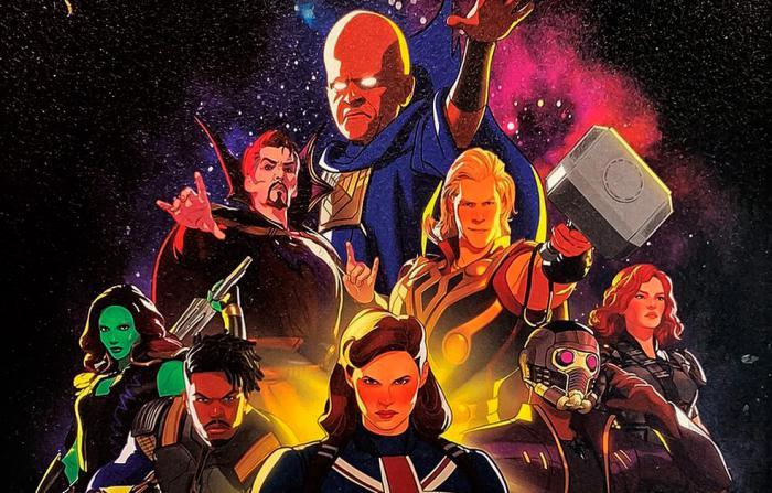 Conoce a 'Los guardianes del Multiverso' en el nuevo poster de 'WHAT IF…?'