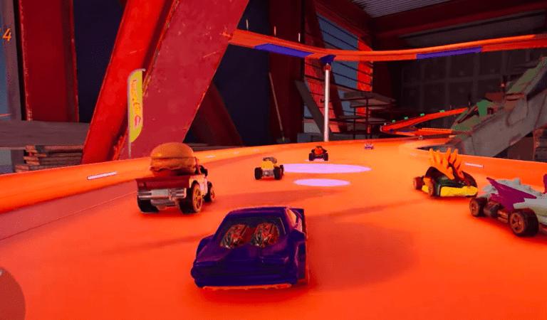 [VIDEO] Nuevo gameplay de Hot Wheels Unleashed