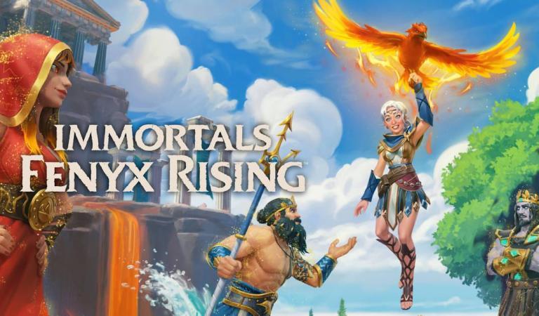 Experimenta un nuevo modo de juego en 'Immortals Fenyx Rising: The Lost Gods'