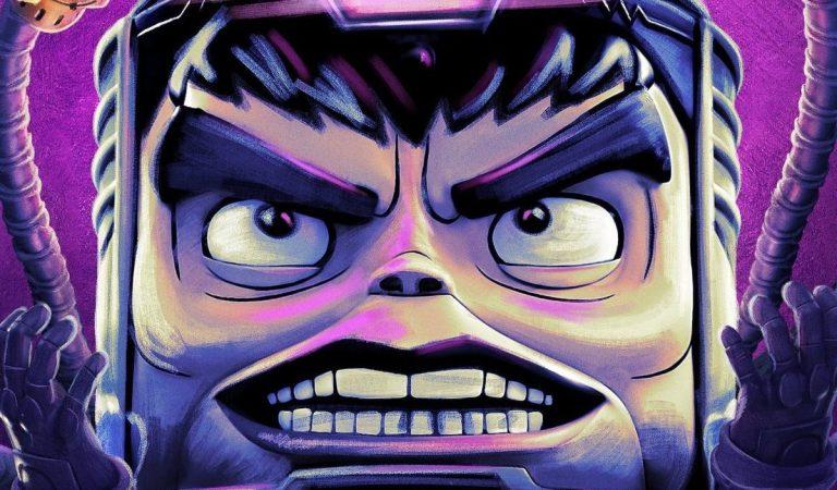 Marvel lanza los primeros posters de 'MODOK'